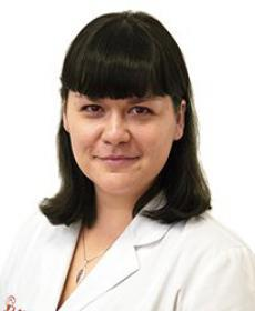 Чубан Ольга Ивановна