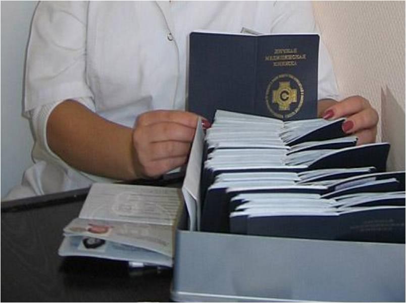 Где оформляют медицинские книжки в воронеже форум как получить временную регистрацию